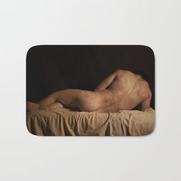Ode to the Old Masters Bath Mat