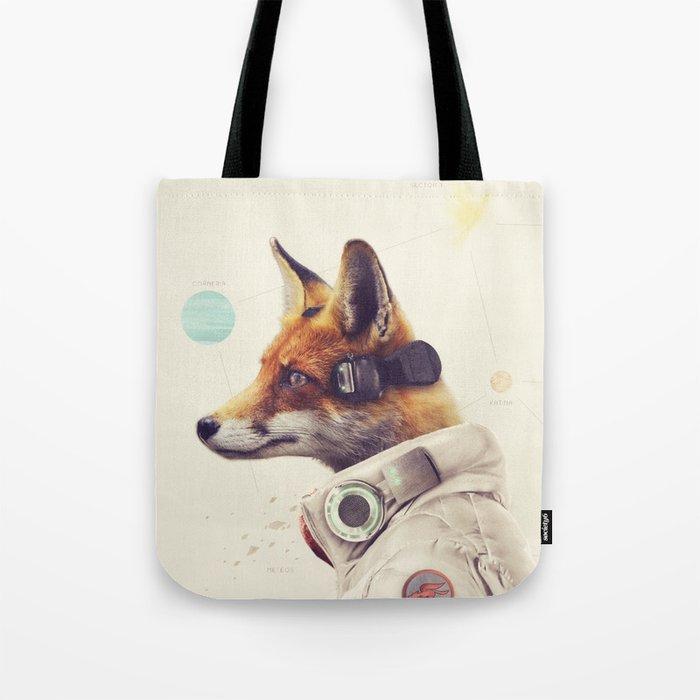 Star Team - Fox Tote Bag