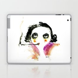 Mme Zuzu Laptop & iPad Skin