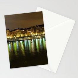 Lights of Lyon Stationery Cards
