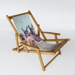 ALPACA ALPACA ALPACA Sling Chair