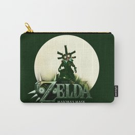 Zelda Mask Carry-All Pouch