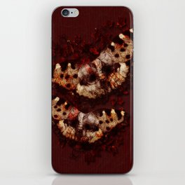 BUTTERFLY KISSES iPhone Skin