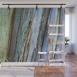 Colorful Eucalyptus Bark Wall Mural
