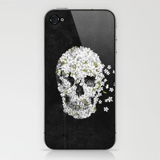A Beautiful Death - mono iPhone & iPod Skin
