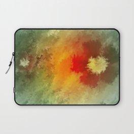 Summer floral wallpapaer. Laptop Sleeve