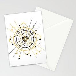 Complex Atom Stationery Cards