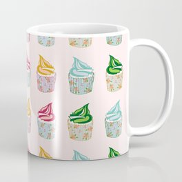 Cute as a multicoloured cupcakes! Coffee Mug