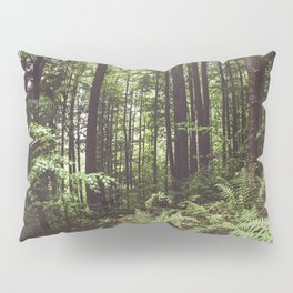Woodland - Landscape and Nature Photography Pillow Sham
