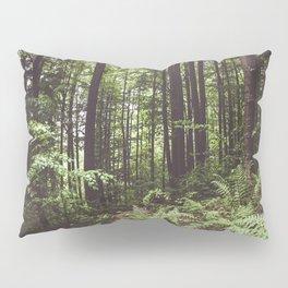 Woodland - Landscape and Nature Photography Pillow Sham