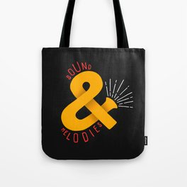 Sound & Melodies Tote Bag