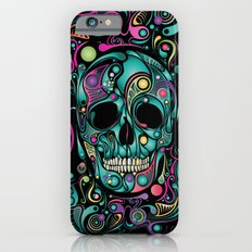 Skull Camouflage iPhone 6 Slim Case