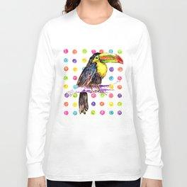 Toucan Happiness Long Sleeve T-shirt