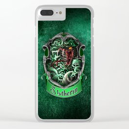 SLYTERIN Clear iPhone Case