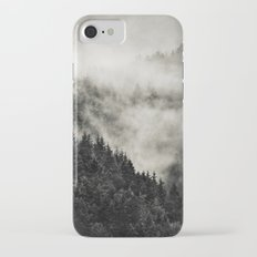 In My Other World // Old School Retro Edit iPhone 7 Slim Case