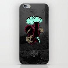 Urban Ninja iPhone & iPod Skin