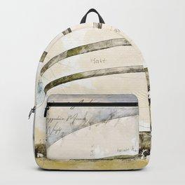 Guggenheim Museum, New York USA Backpack