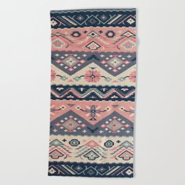 -A23- Epic Anthropologie Traditional Moroccan Artwork. Beach Towel