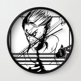 St!ng Wall Clock