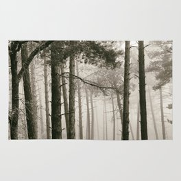 """""""Wandering"""". Into the woods.... Rug"""