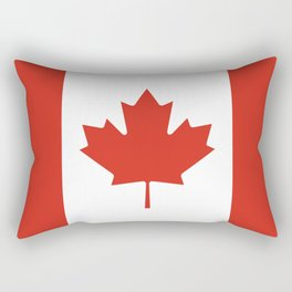Canada Flag Rectangular Pillow