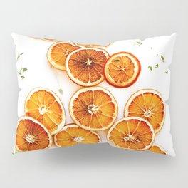 Pure Citrus (Color) Pillow Sham