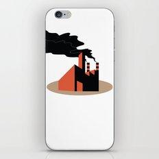Global warming - Factory iPhone & iPod Skin