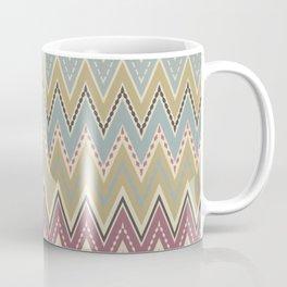 Ethnic patterns. Tribal pattern . Coffee Mug