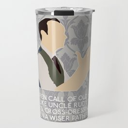 His Last Vow - Mycroft Holmes Travel Mug