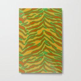Tiger Print - Safari Metal Print