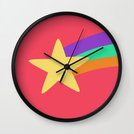 Mabel Star Wall Clock