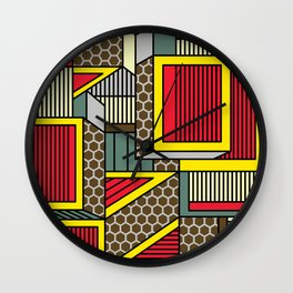 matchbox Wall Clock
