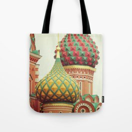 Russian Onion Domes Tote Bag