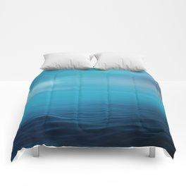 The Big Blue Comforters