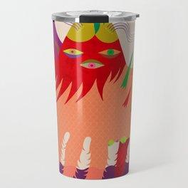 Anfibio Tarasco Travel Mug