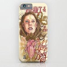 Heart is the Queen Slim Case iPhone 6s