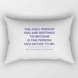 Destined Rectangular Pillow