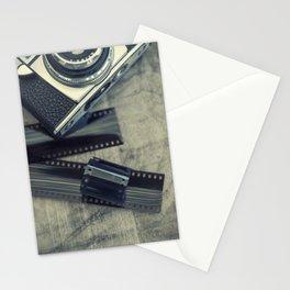 Vintage Camera and Film IV Stationery Cards