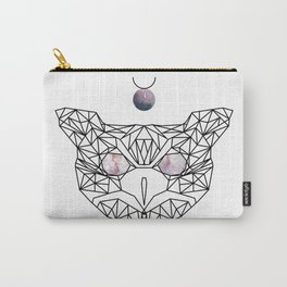 Mindful Owl Carry-All Pouch
