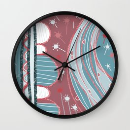 A country walk Wall Clock