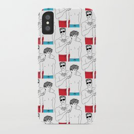 Call Me By Your Name: Oliver and Elio iPhone Case