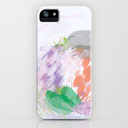 Interactions With Others iPhone Case