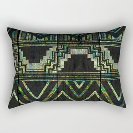 Pride Of The Natives Rectangular Pillow