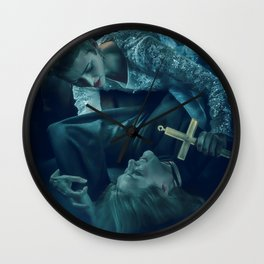 BAD GIRLS Wall Clock