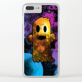 Space Ghost 2.0 Clear iPhone Case