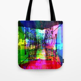 Choices, or when obligations do not limit options. [RGB] Tote Bag