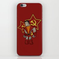 shadow of the colossus iPhone & iPod Skins featuring Colossus  by Twisted Dredz