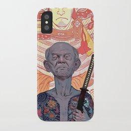Oyabun iPhone Case