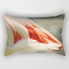 Tail Feathers Rectangular Pillow