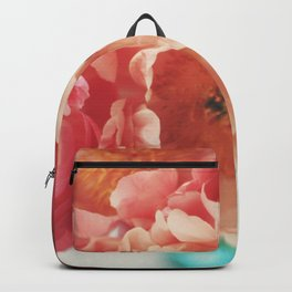 Paeonia #5 Backpack